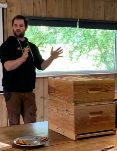 visite miellerie rucher de claron bougue